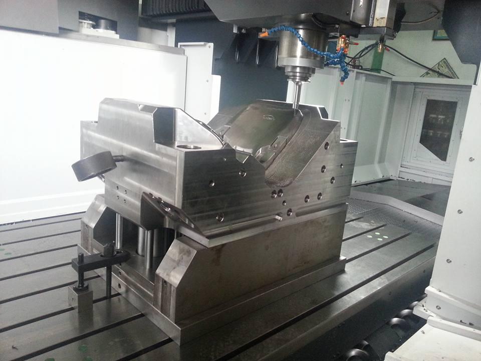 CNC Fason İşleme