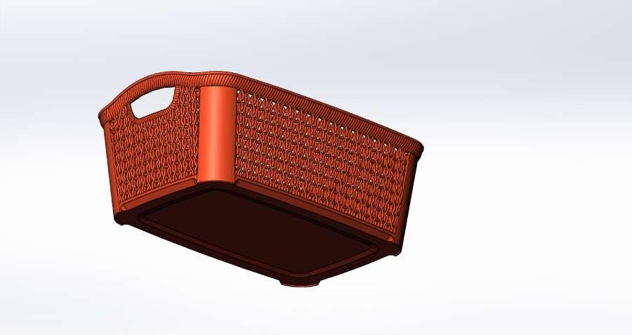 3D Plastik Kalıp Tasarımı
